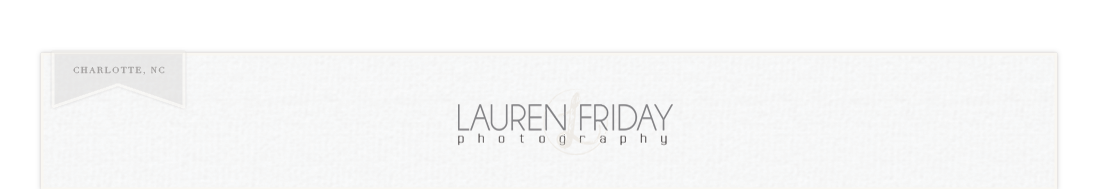 Lauren Friday Photography logo